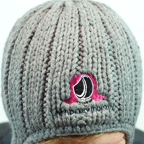 The Hockey Mommy Chunky Hat