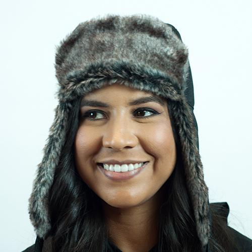 The Hockey Mommy Fargo Hat