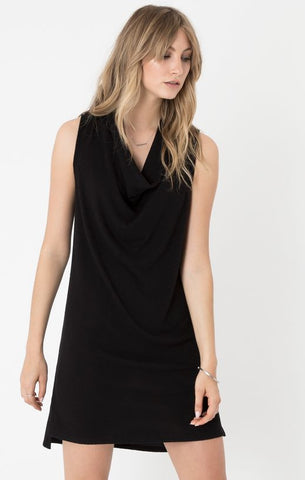 Black Brooklyn Dress - The Dove Cote