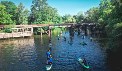 PADDLE THE BOARDMAN RIVER