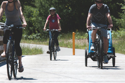 BIKE THE HERITAGE TRAIL
