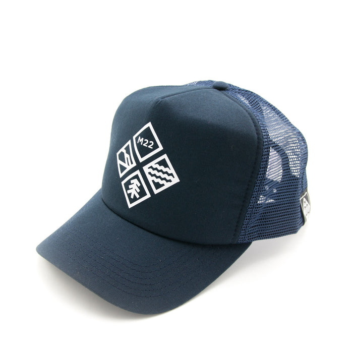 ADVENTURE ICON TRUCKER