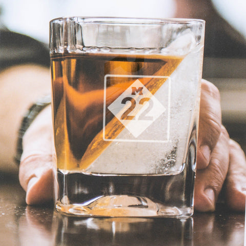 Classic Whiskey Wedge Glass