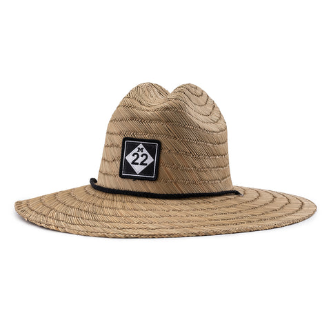 CLASSIC WATERMAN STRAW HAT