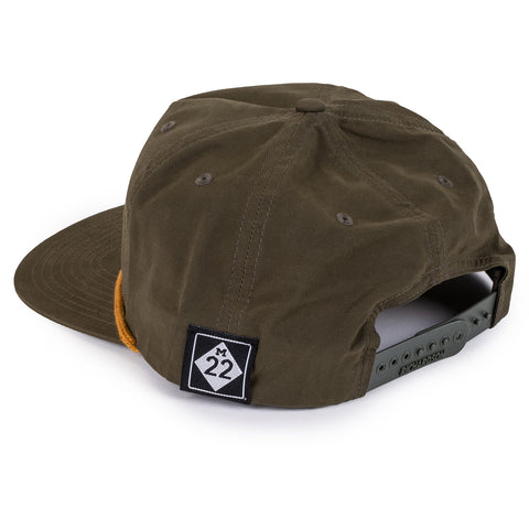 ADVENTURE ICON SNAPBACK HAT