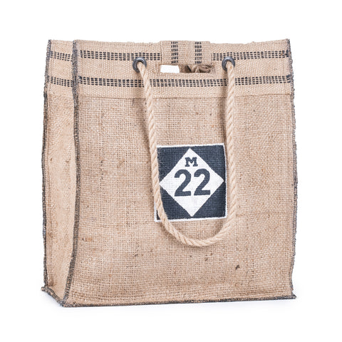 CLASSIC RECLAIMED COFFEE TOTE BAG