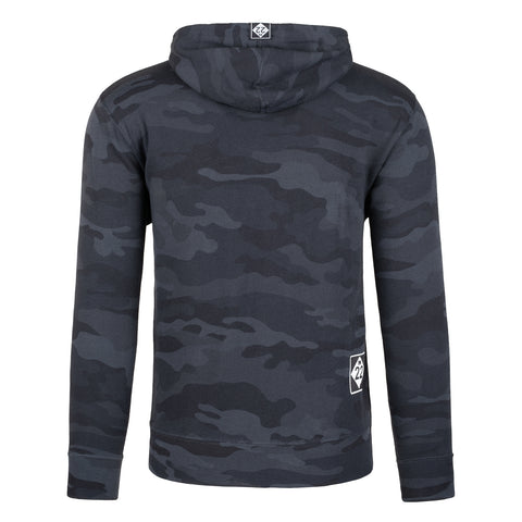 CLASSIC CAMO PULLOVER HOOD