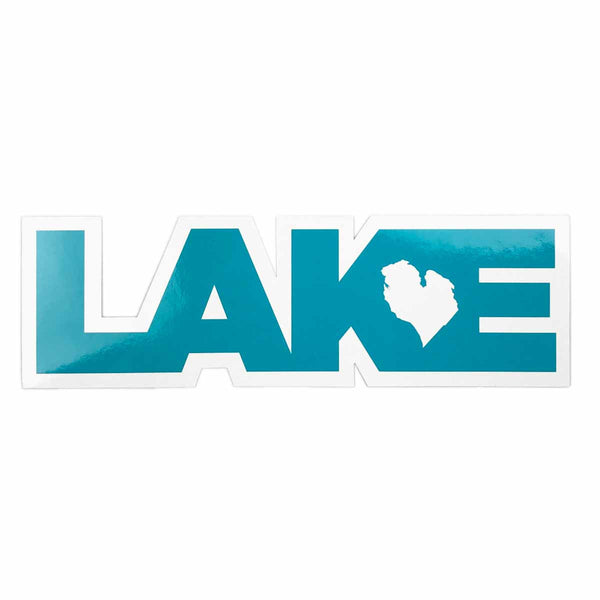 LAKE LOVE STICKER