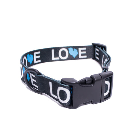 LOVE DOG COLLAR