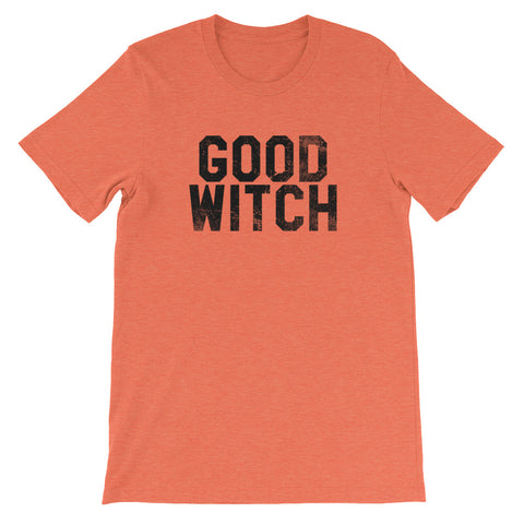 Good Witch - Halloween Costumes Men's T-Shirt - Funny Scary Tee (light colors)