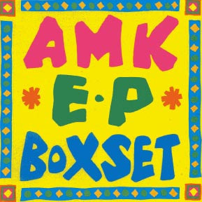 AMK - E.P Boxset / Sound Factory / CD