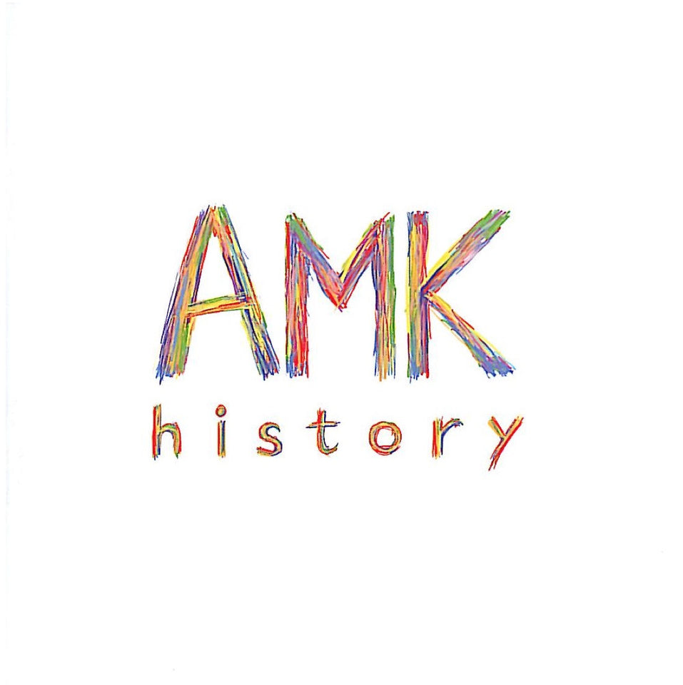 AMK - History (6 CD+1 DVD)  / Harbour Records / Boxset