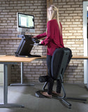 HealthPostures Ergonomic Sit-Stand Chair 5000 Stance Move 2