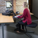 HealthPostures Ergonomic Sit-Stand Chair 5000 Stance Move 3