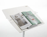 TCT Nanotec G5-XL Sit Stand Ergonomic Tilting Desk-White - Stand Up Desk Direct  - 2