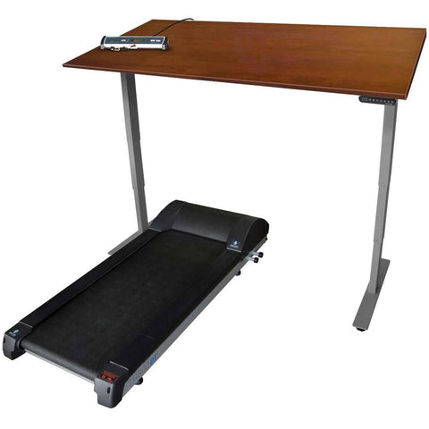 UPLIFT Height Adjustable Treadmill Desk - Stand Up Desk Direct  - 1