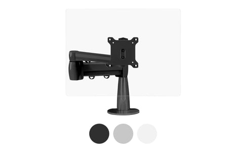 Range Single Monitor Arm