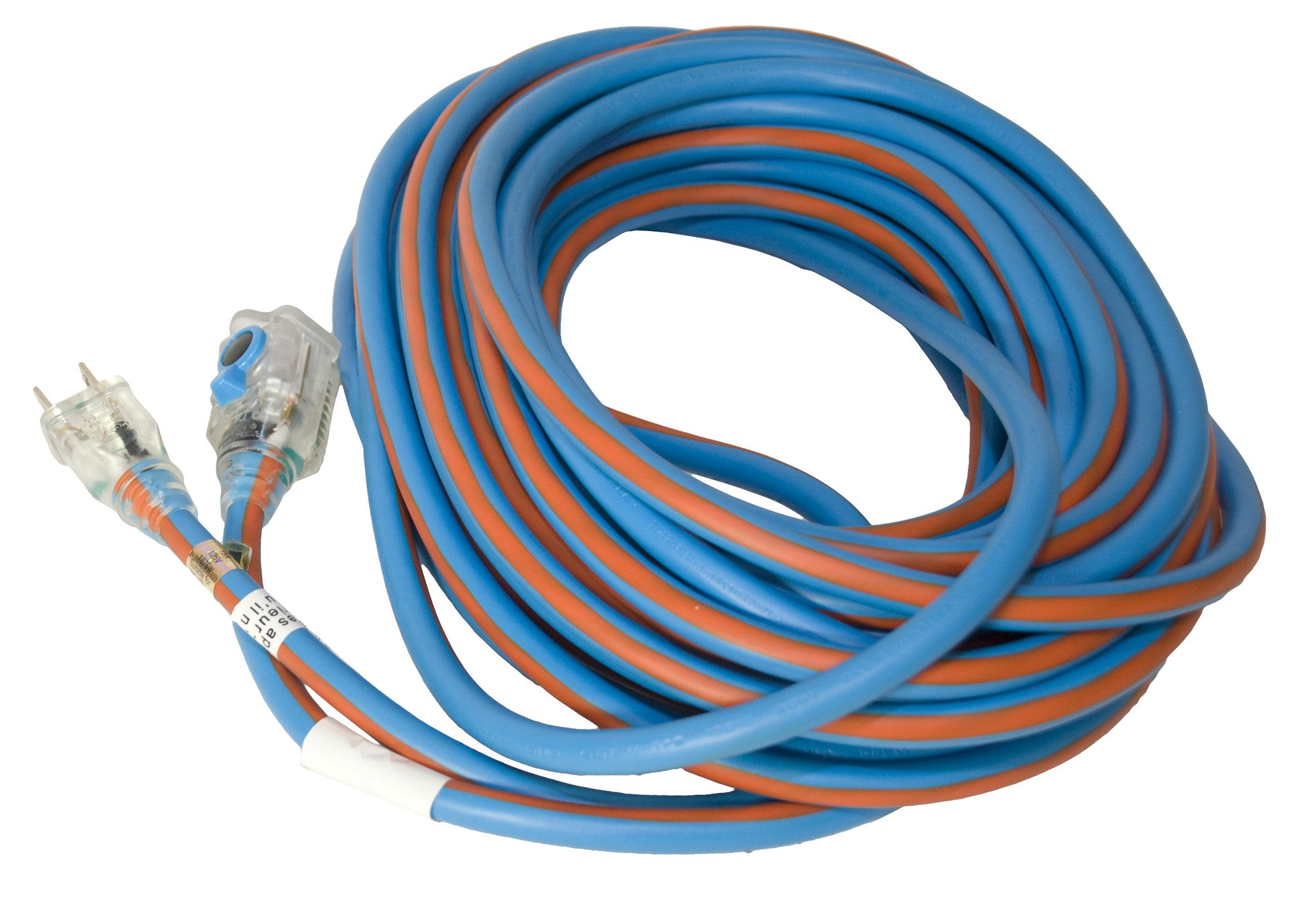 Extension Cord - 12/14 gauge (SJEOW) - 50\' and 100\' - 12G and 14G ...