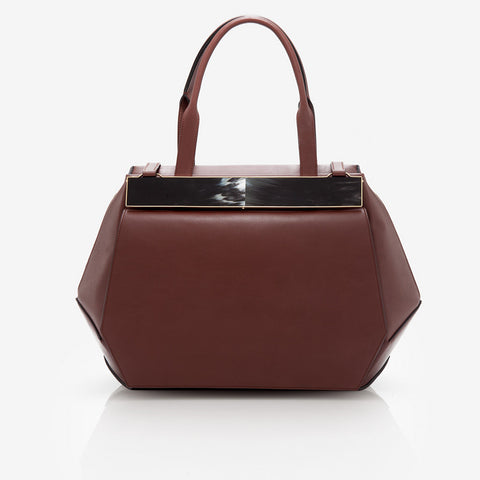 Icone Handbag - Bordeaux