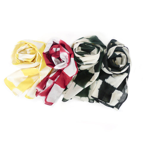 "Organic Cotton Scarf ""Othello"""