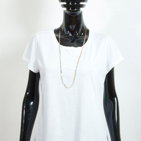 Thin Gold Chain Necklace