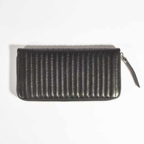"Leather Wallet ""Antonin"" - Black"
