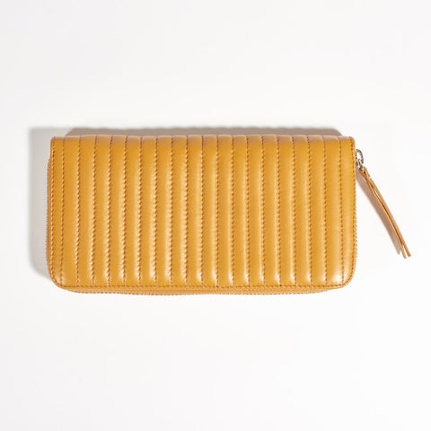 "Leather Wallet ""Antonin"" - Caramel"