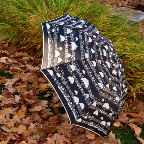 Music Sheet Umbrella