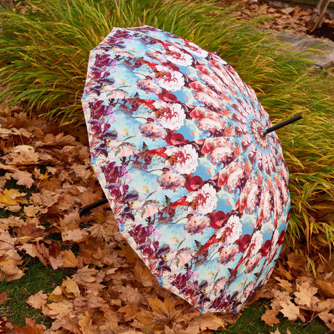 Peonies Umbrella