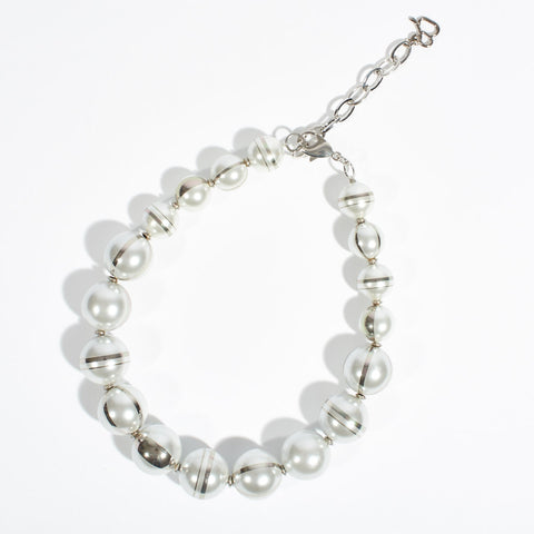 "Pearls Necklace ""Marguerite"""