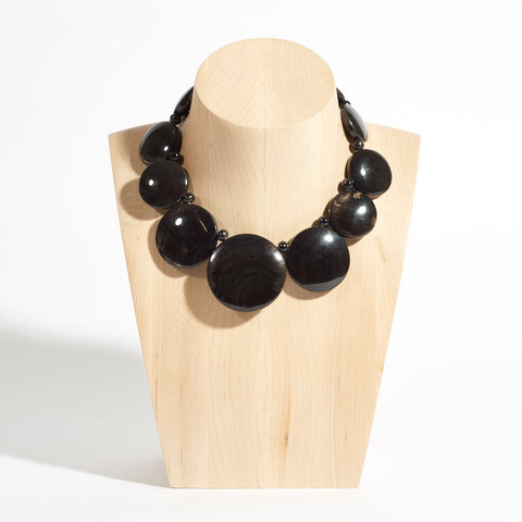 Horn Disks Necklace