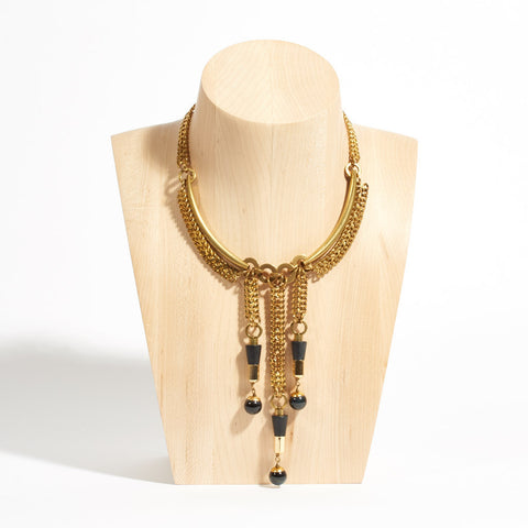 Lyla Black Necklace