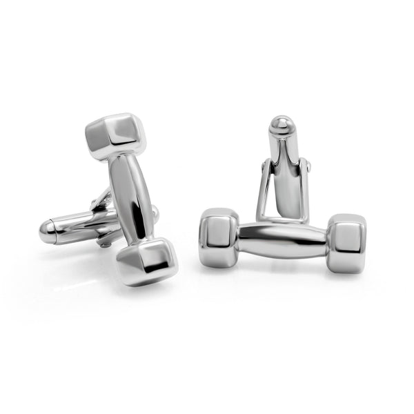 Grand Dumbbell Cufflinks