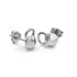 Grand Kettlebell Stud Earrings