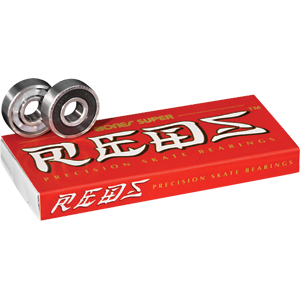 Bones Super Reds (Single Set) Bearings