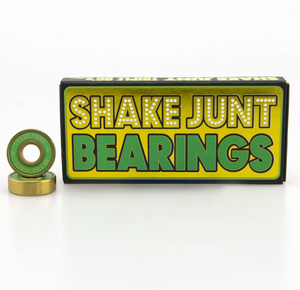 Shake Junt Triple OG's A-7 Bearings