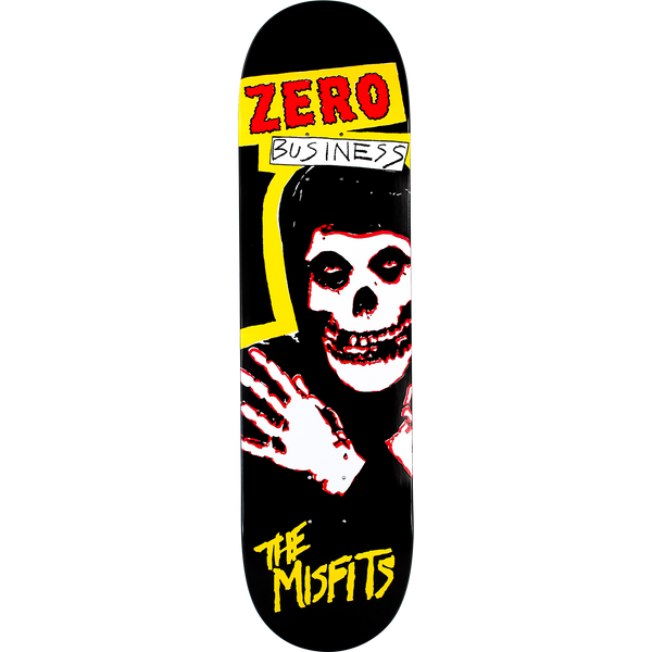 Zero Misfits Zero Business Deck