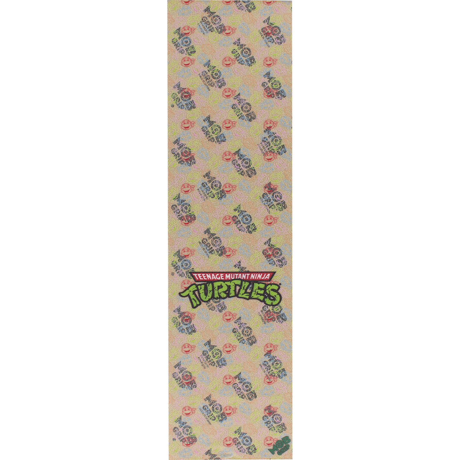 Santa Cruz/MOB TMNT Half Shell Heros Clear Grip