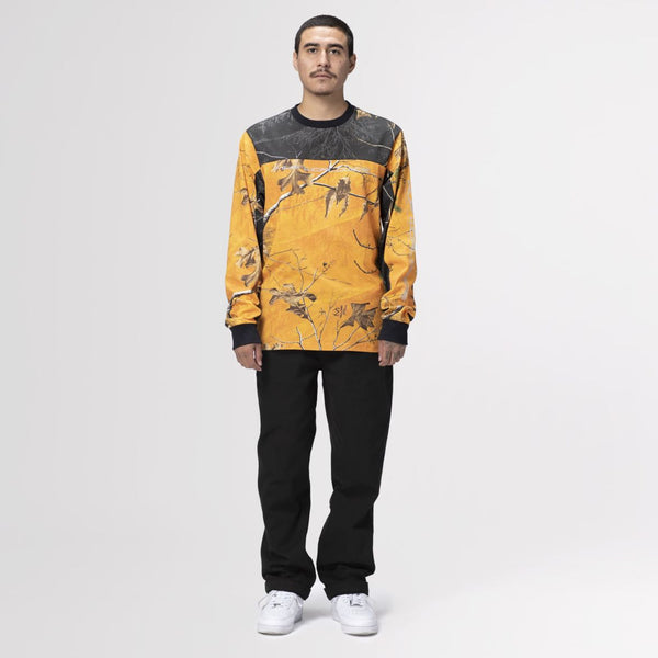 HUF Realtree Endo Long Sleeve Jersey