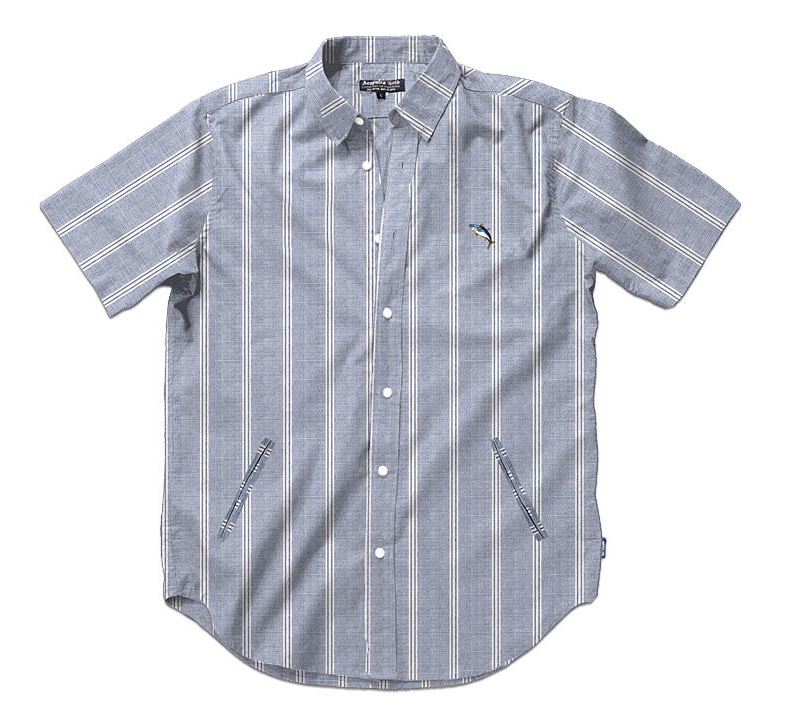Acapulco Gold Great Jones S/S Button Down