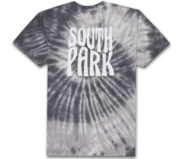 Huf x South Park Trippy Tie Dye Tee