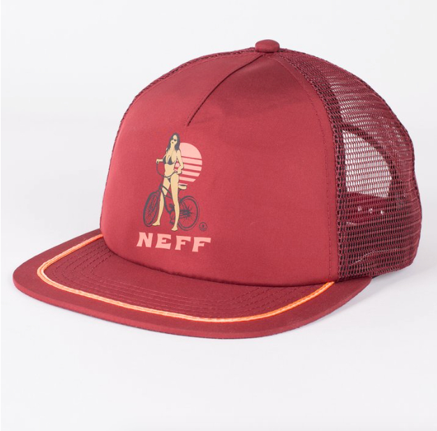 Neff Destination Trucker