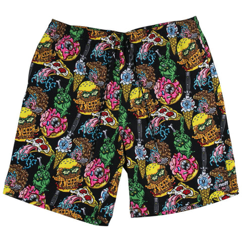 Neff Gory Food Hot Tub Short