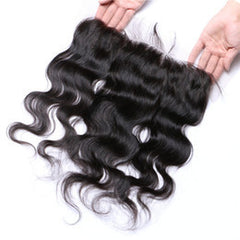 Hair-N-Paris Premium Single Full Lace Frontal body wave