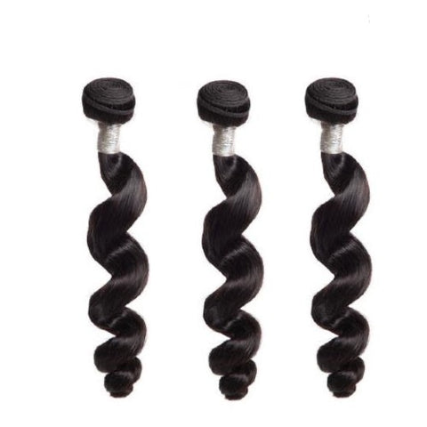 Hair-N-Paris Loose Wave 3 Bundle Set