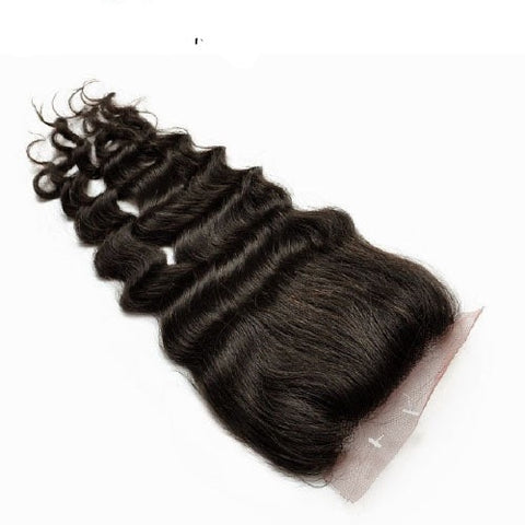 Hair-N-Paris Premium deep wave closure