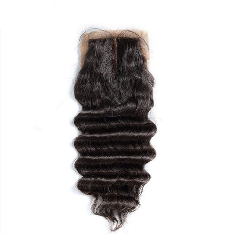 Hair-N-Paris Premium Single Loose Wave Closure