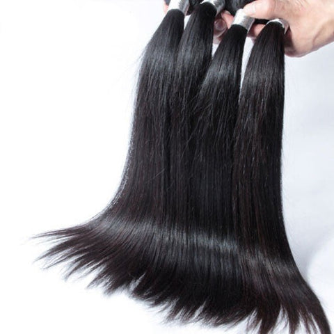 Hair-N-Paris straight bundle set