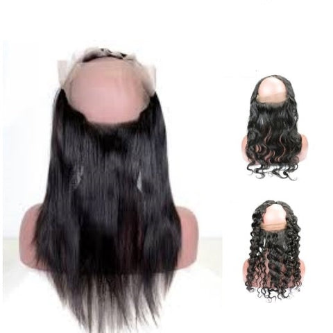 Hair-N-Paris Premium Single 360 Lace Frontal