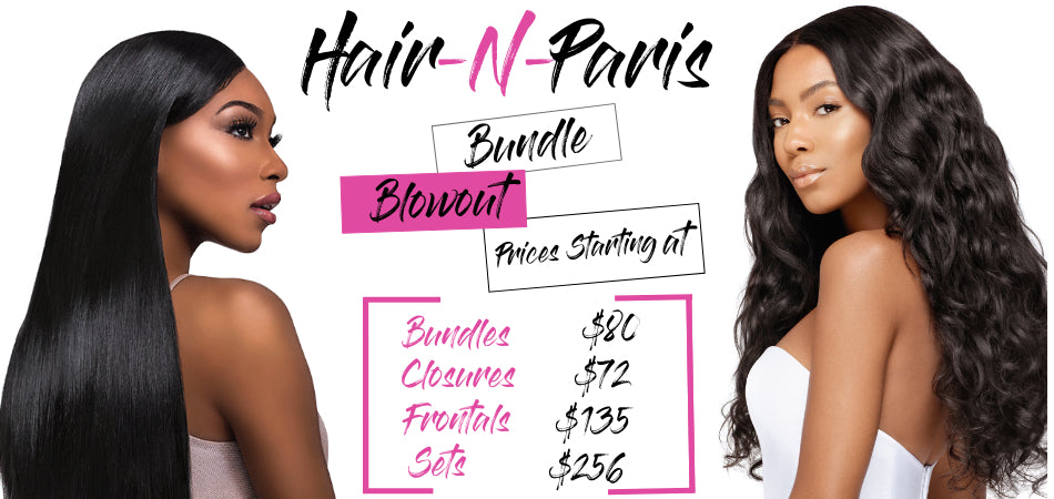 Hair-N-Paris human virgin hair